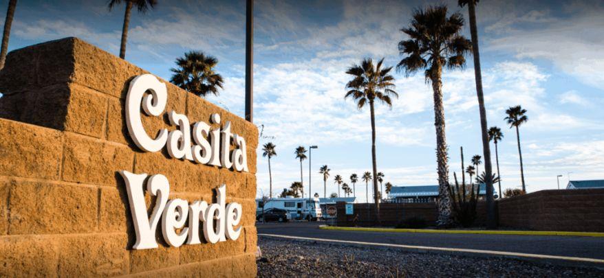 7 Casita Verde RV Resort