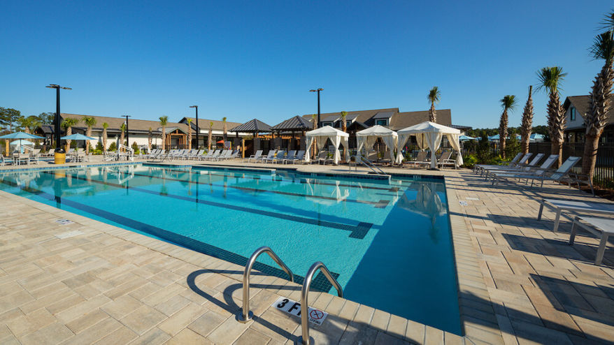 19 carolina pines swimming lap pool