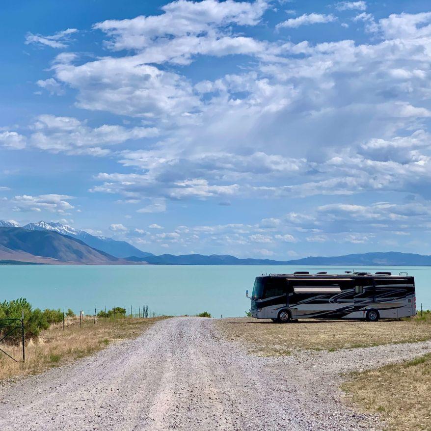 Utah Lake Saratoga Springs UT